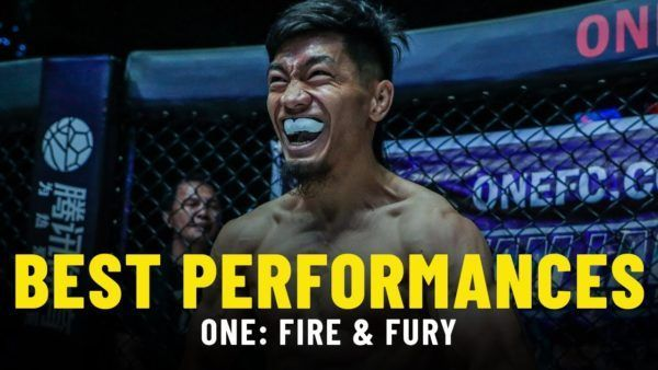 Filipino Lito Adiwang was excited for his ONE: FIRE & FURY meeting with Pongsiri Mitsatit.