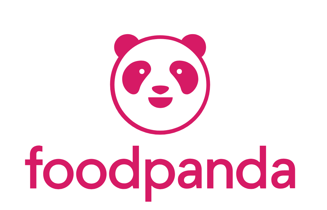 The official foodpanda logo