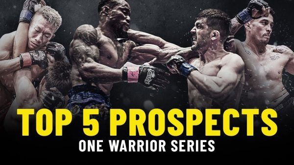 The top 5 prospects competing in RIch Franklin's ONE Warrior Series.