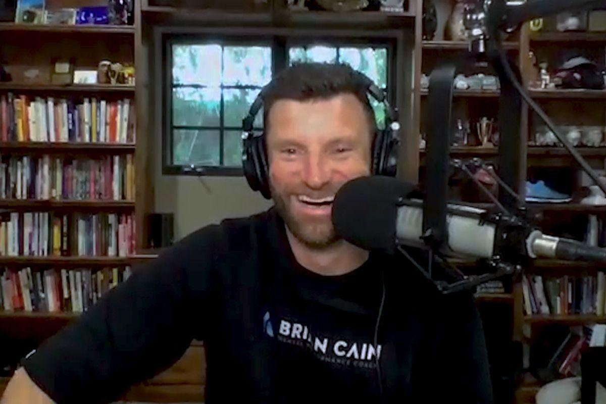 Brian Cain, mental performance coach
