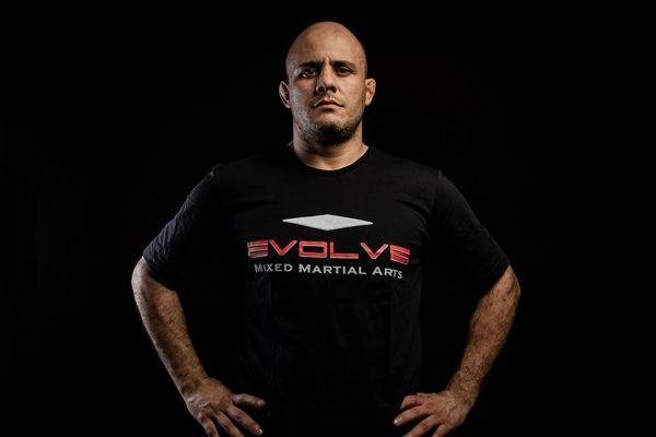 Evolve MMA Head Coach Siyar Bahadurzada