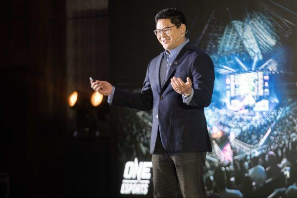 Carlos-Alimurung, CEO of ONE Esports