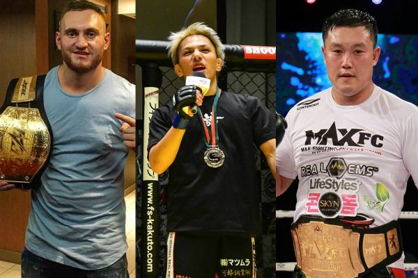 Murat Aygun, Hiroba Minowa, and Hyun Man Myung are just some of the newest additions to ONE Championship
