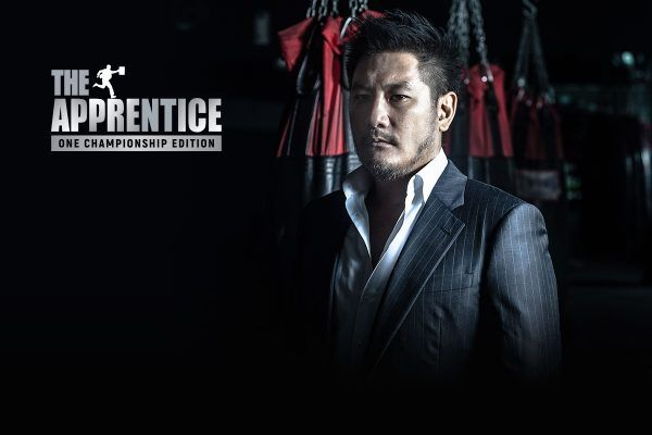 Chatri Sityodtong hosts 'The Apprentice: ONE Championship Edition'