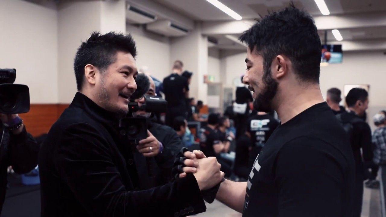 """Chatri Sityodtong Reveals ONE Championship's """"Secret Sauce"""""""