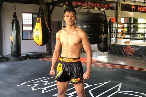 12-time kickboxing and Muay Thai World Champion Sittichai Sitsongpeenong
