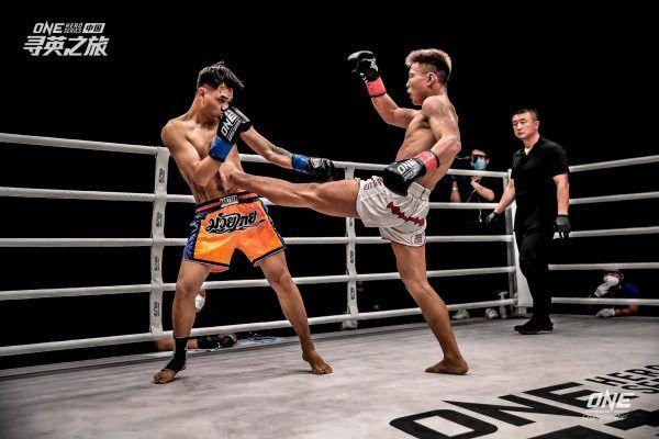 Xu Liu vs. Zhao Xiao Yu
