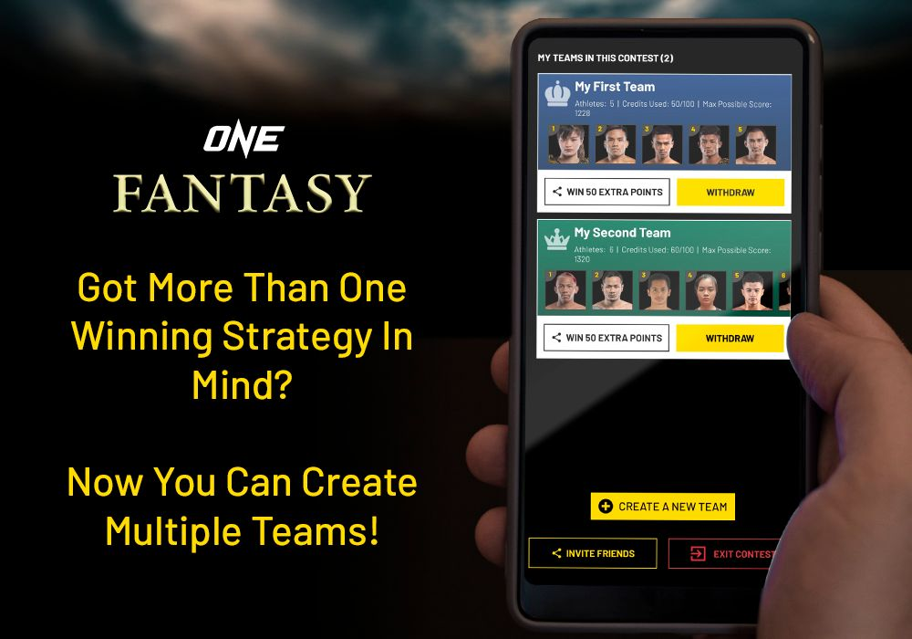 ONE Fantasy gets some major upgrades