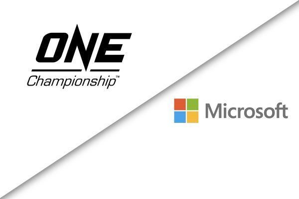 ONE Championship has formed a strategic partnership with Microsoft!