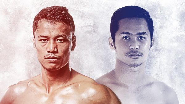 Thailand's kickboxing stars Sitthichai Sitsongpeenong and Superbon!