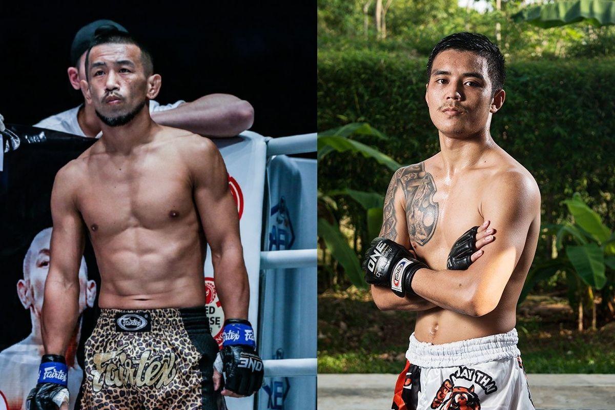 Akihiro Fujisawa fights Pongsiri Mitsatit at ONE: NO SURRENDER II