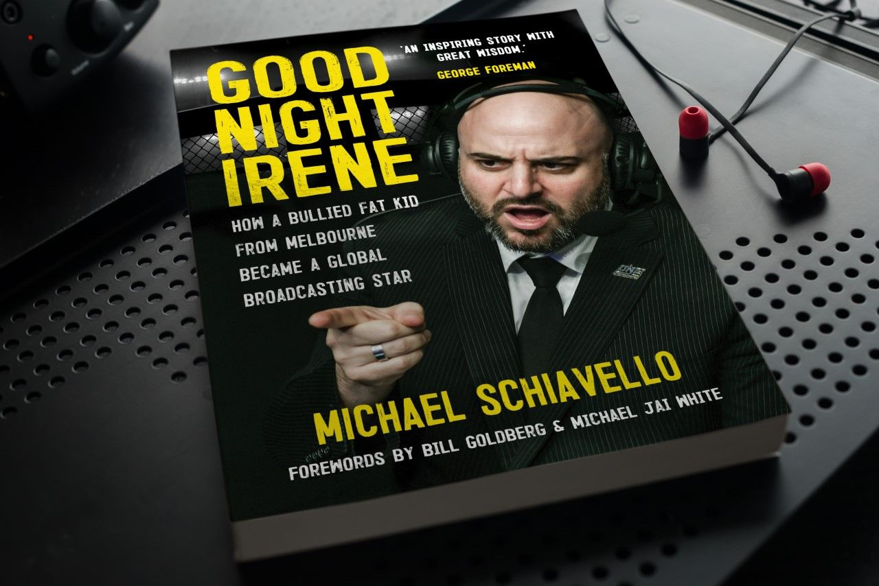 Michael Schiavello's book Good Night Irene