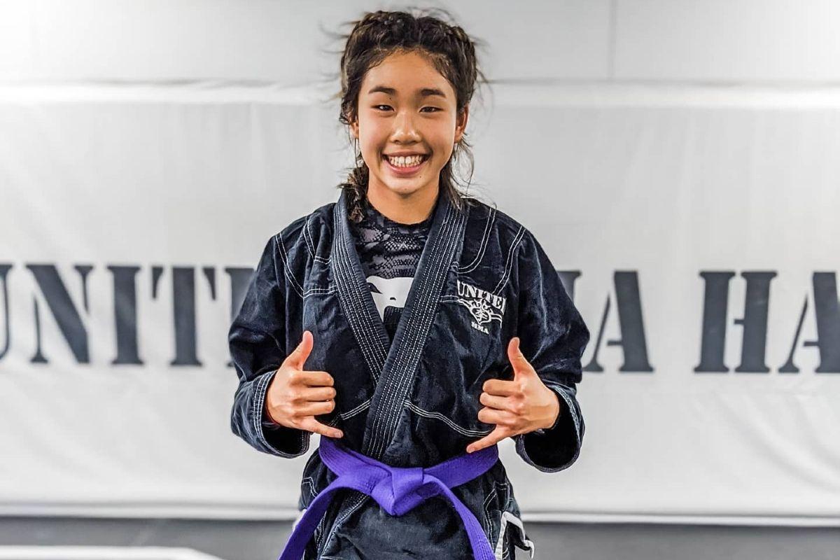 ONE Championship signee Victoria Lee