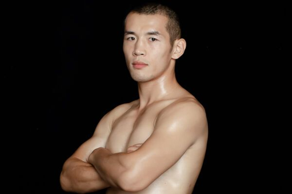 "Chinese Muay Thai World Champion ""Bamboo Sword"" Zhang Chunya"