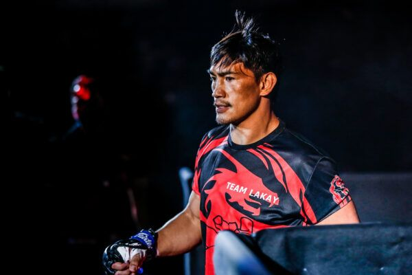 Antonio Caruso fights Eduard Folayang in a mixed martial arts battle at ONE: INSIDE THE MATRIX on Friday, 30 October