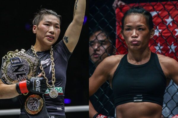 Xiong Jing Nan and Tiffany Teo rematch over the ONE Women's Strawweight World Title at ONE: INSIDE THE MATRIX