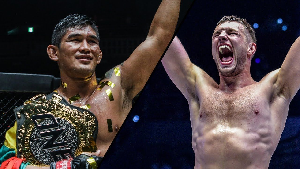 Aung La N Sang vs. Reinier De Ridder | Greatest Hits in ONE Championship |  ONE Championship - Highlights