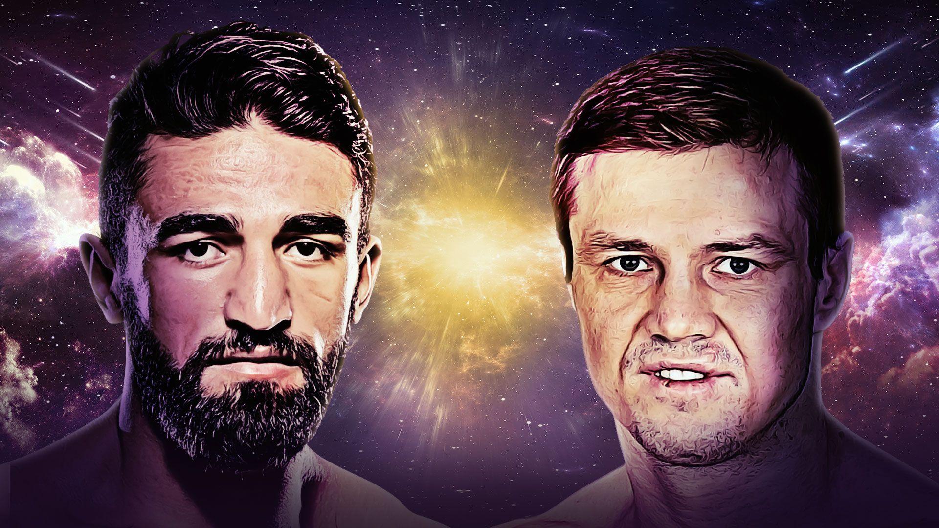 Marat Grigorian fights Ivan Kondratev at ONE: BIG BANG