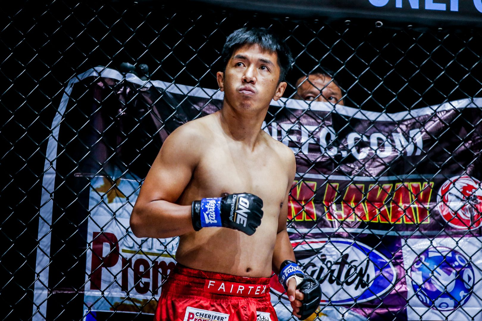 MMA fighter Geje Eustaquio squares off against Song Min Jong in the main event of ONE: INSIDE THE MATRIX III