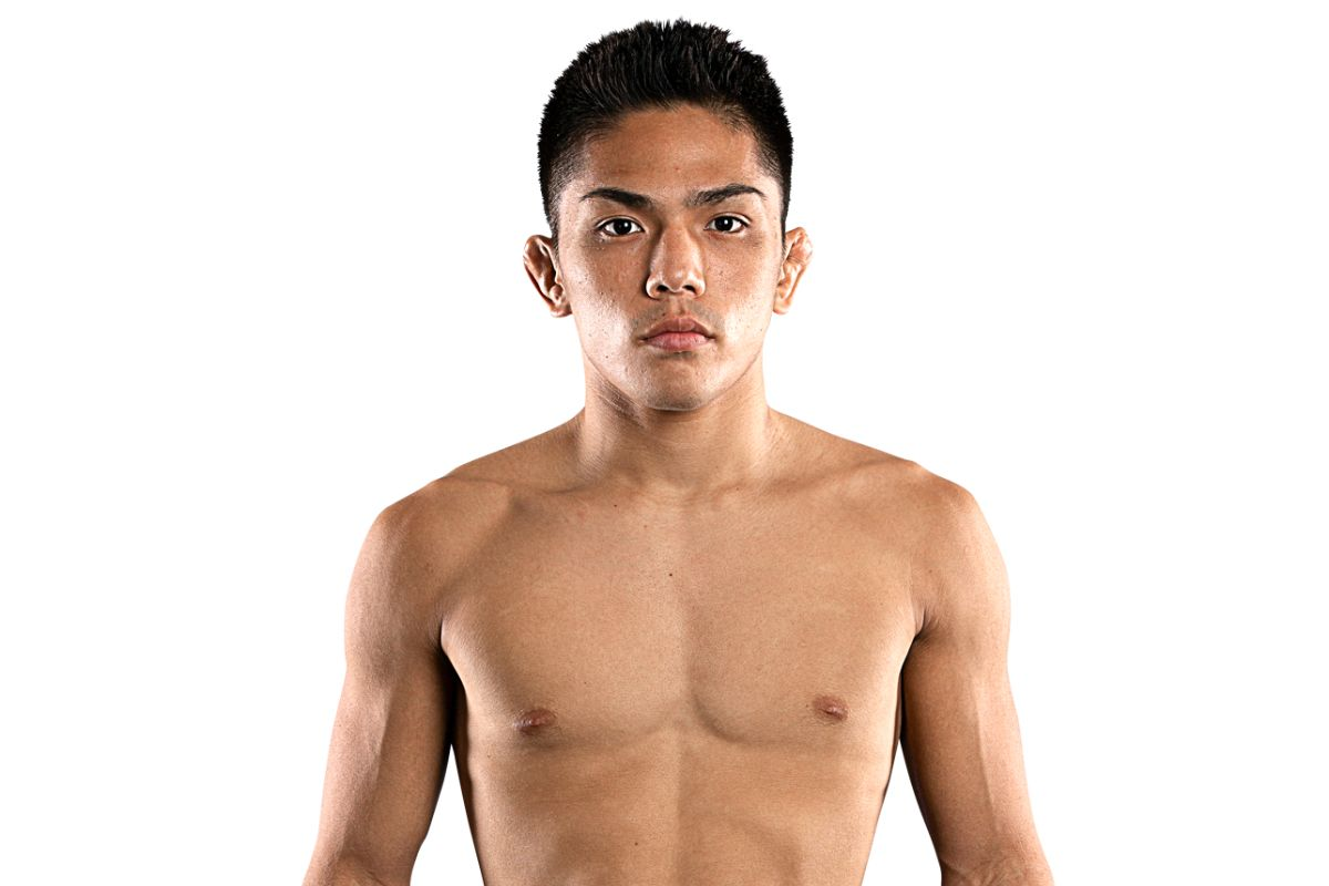 Shooto Champion Hiroba Minowa