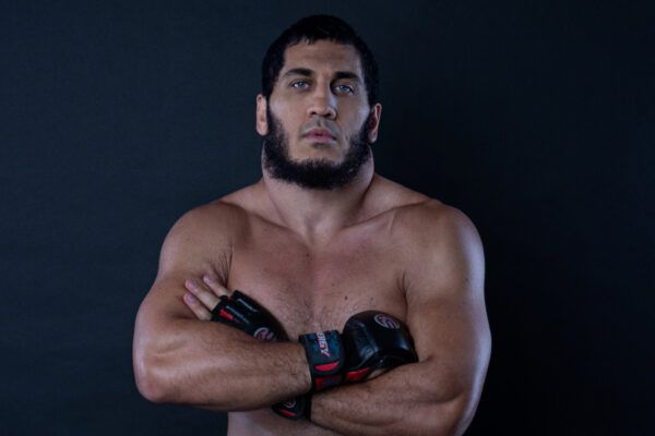 Russian MMA fighter Islam Abasov