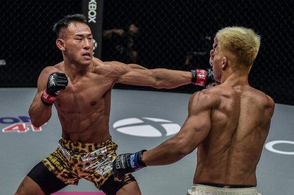 Japanese MMA star Ryogo Takahashi fights South Korean blue-chip prospect Yoon Chang Min at ONE: INSIDE THE MATRIX IV