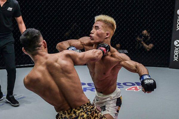Japanese MMA star Ryogo Takahashi fights South Korean blue-chip prospect Yoon Chang Min at ONE: INSIDE THE MATRIX IV
