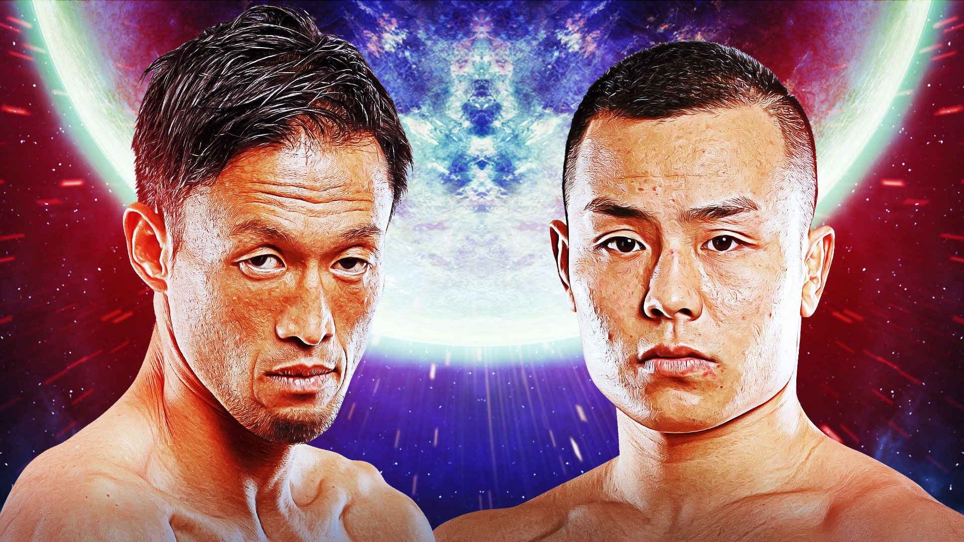 MMA stars Senzo Ikeda and Liang Hui fight at ONE: COLLISION COURSE II