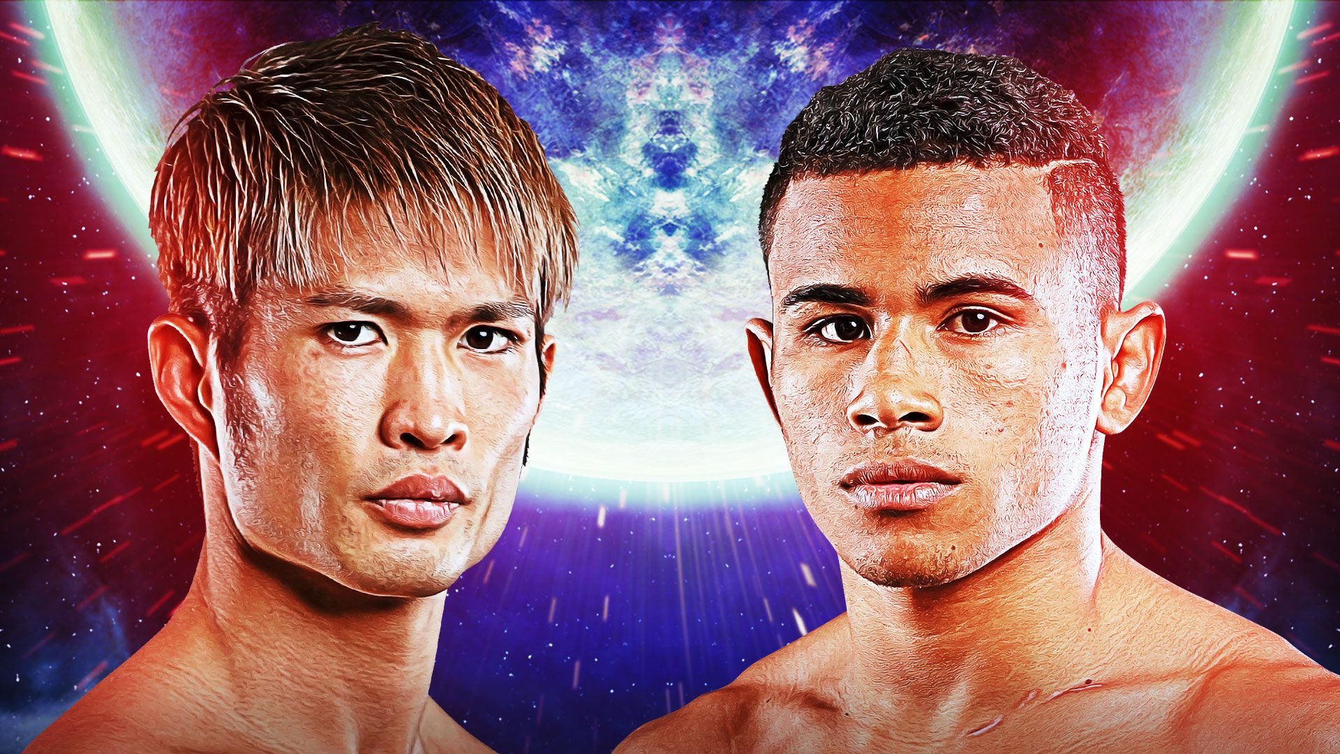Muay Thai stars Momotaro and Walter Goncalves fight at ONE: COLLISION COURSE II