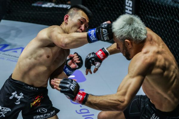 Chinese MMA star Chen Rui goes up against Iranian fighter Ali Motamed at ONE: BIG BANG II in December 2020