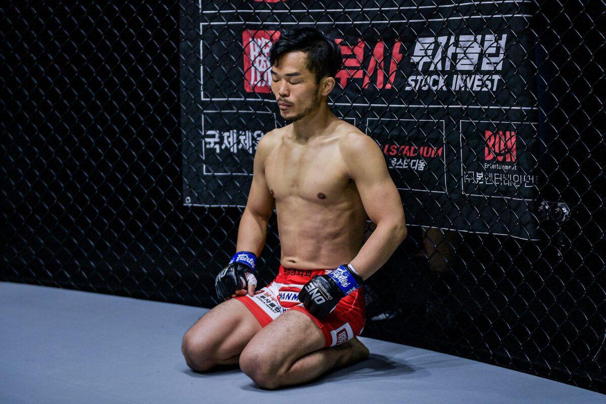 Kairat Akhmetov Dae Hwan Kim ONE Collision Course 1920X1280 17