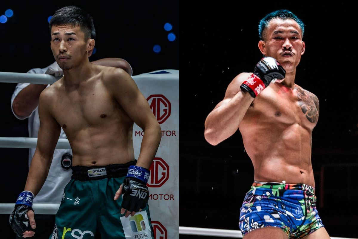MMA stars Yodkaikaew Fairtex and Tatsumitsu Wada will fight at ONE: COLLISION COURSE