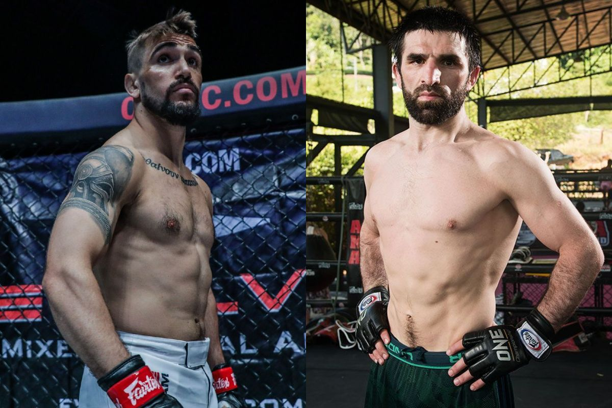 American MMA star Troy Worthen fights Russian bantamweight contender Yusup Saadulaev at ONE: COLLISION COURSE