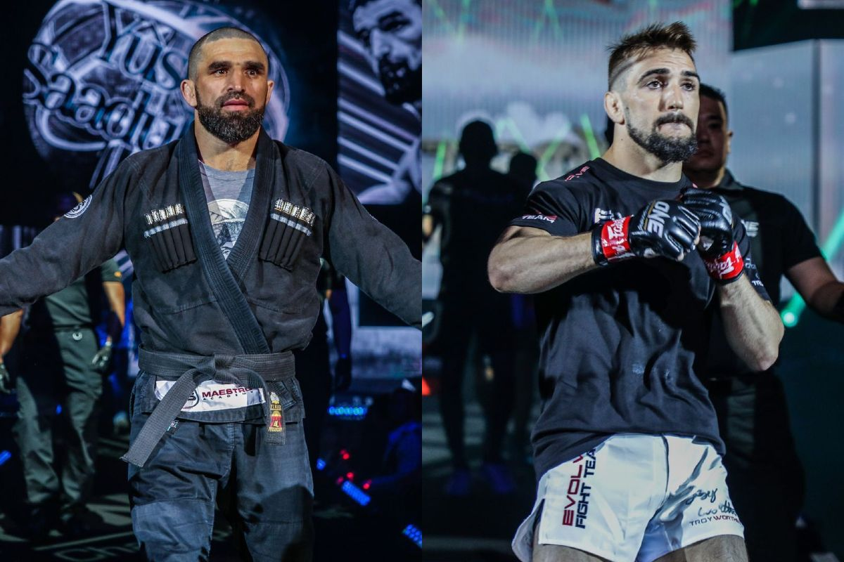 Yusup Saadulaev fights Troy Worthen at ONE: COLLISION COURSE