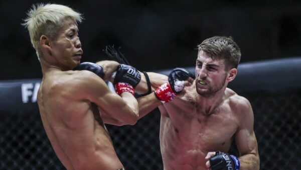 British Muay Thai fighter Jonathan Haggerty beats Japanese star Taiki Naito at ONE: BIG BANG II in December 2020