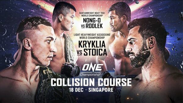 Watch One Championship Collision Course 12/20/20