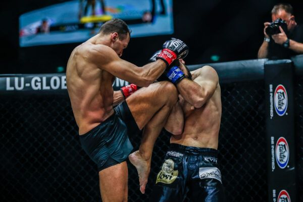 Kickboxing superstar Roman Kryklia fights Andrei Stoica at ONE: COLLISION COURSE