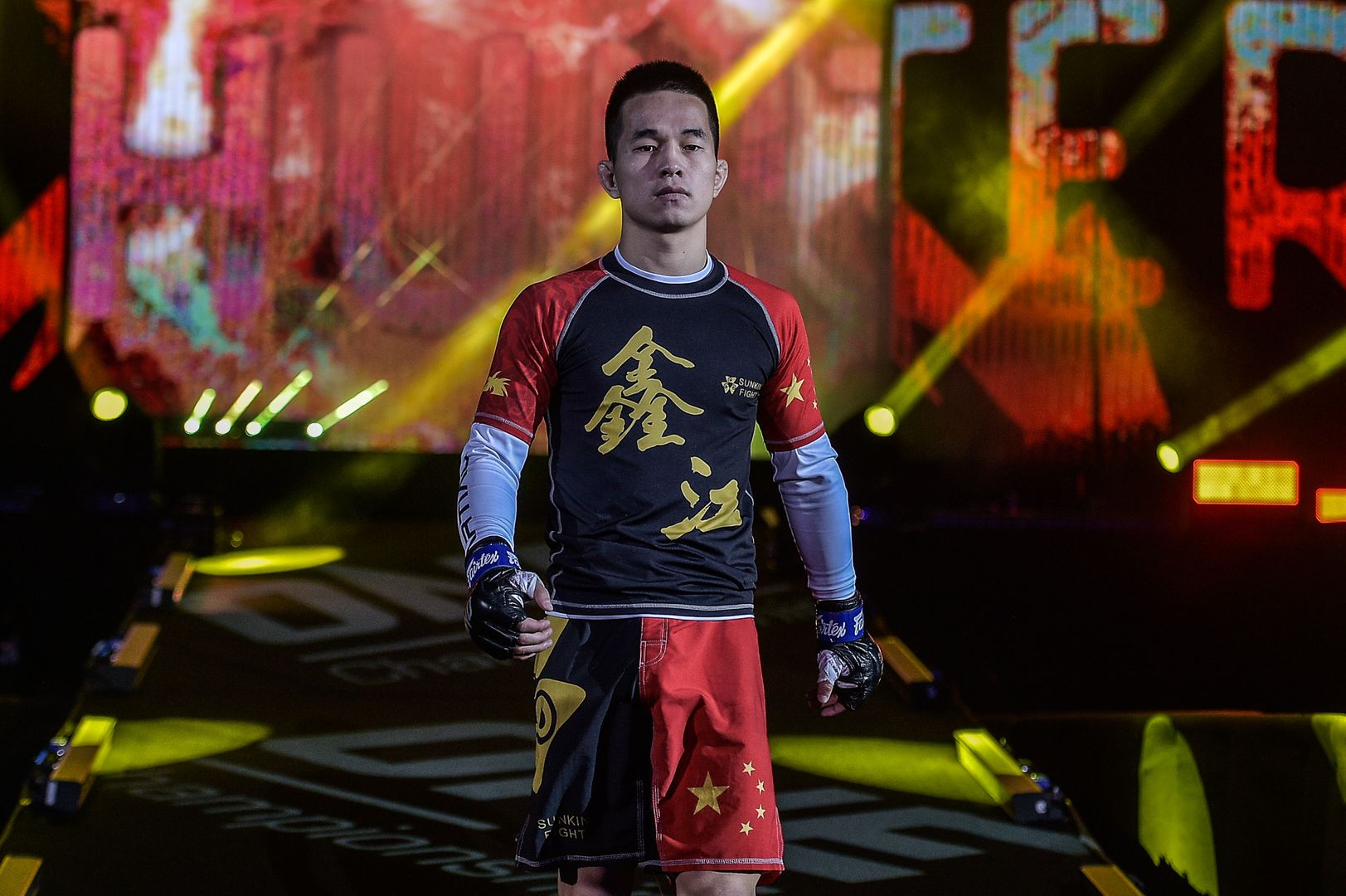 MMA stars Xie Wei and Chan Rothana fight at ONE: COLLISION COURSE