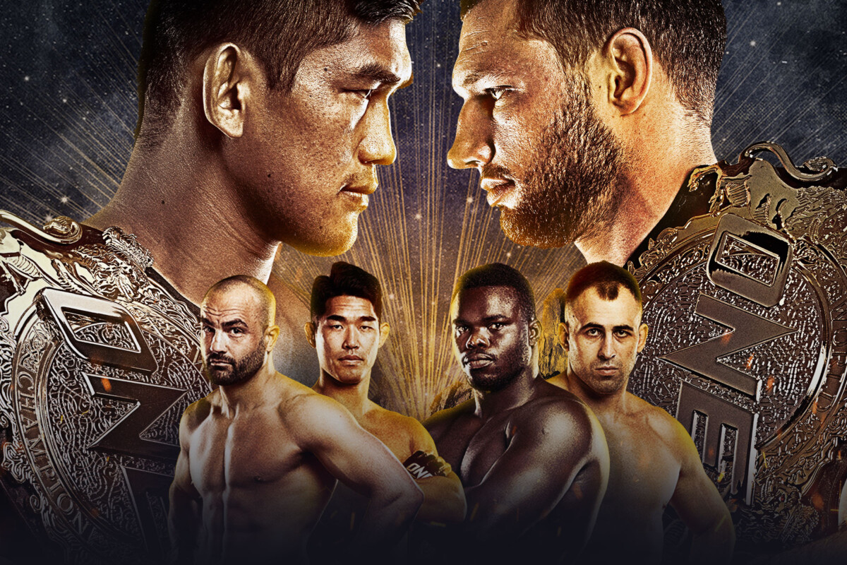 ONE On TNT IV - ONE Championship – The Home Of Martial Arts