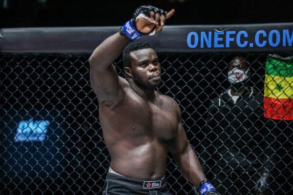 "Heavyweight African MMA superstar ""Reug Reug"" Oumar Kane makes his ONE debut"