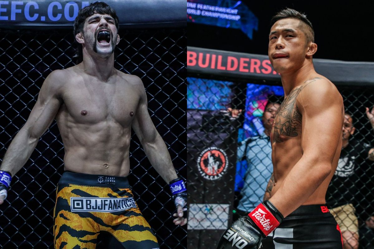 Garry Tonon and Martin Nguyen a potential showdown for 2021
