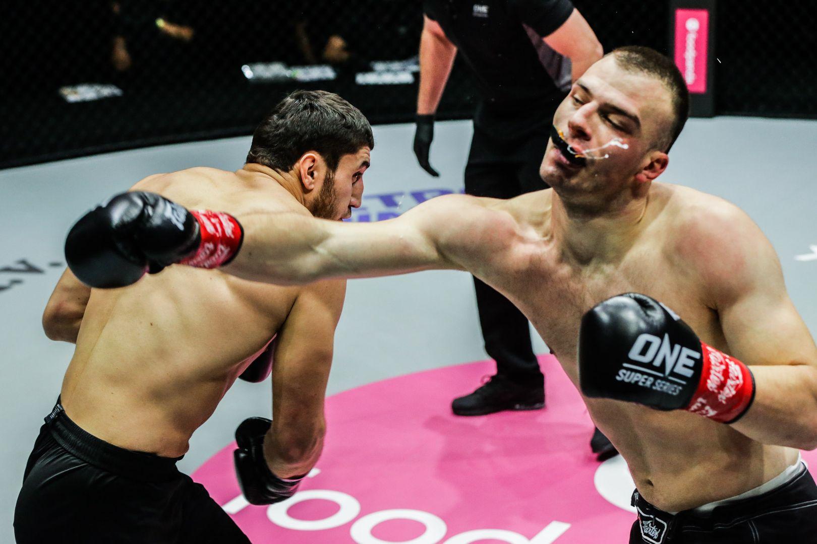 Light heavyweight kickboxers Mihajlo Kecojevic and Beybulat Isaev fight at ONE: UNBREAKABLE II in January 2021