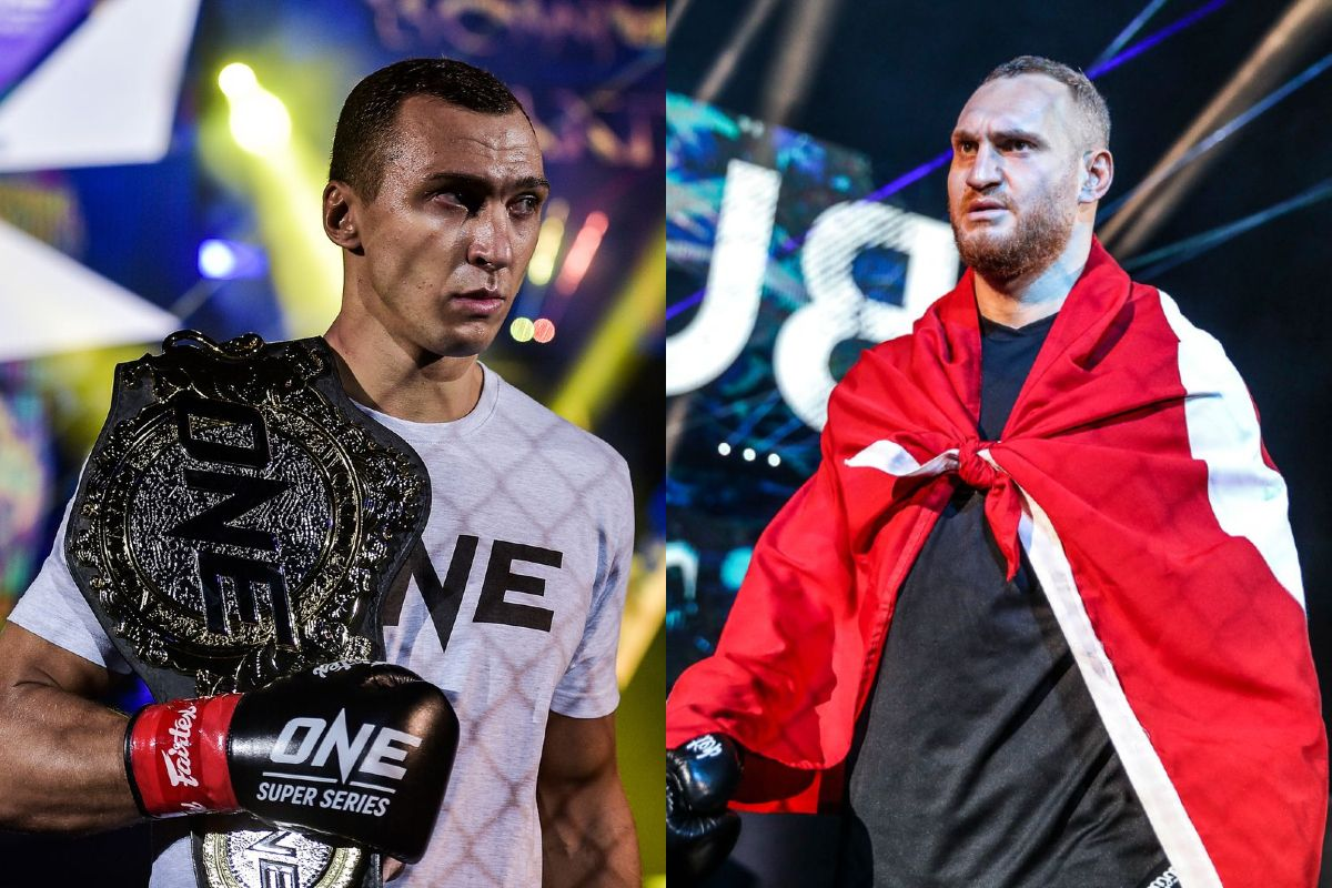 Roman Kryklia Vs. Murat Aygun could be a potential kickboxing showdown in 2021