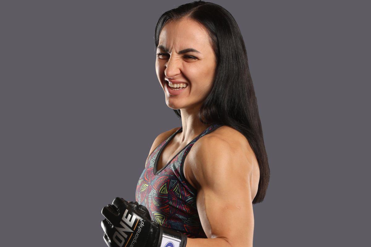 Ukrainian MMA fighter Alyona Rassohyna is ready to make her debut