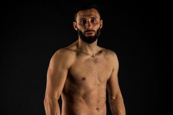 Kickboxing star Davit Kiria