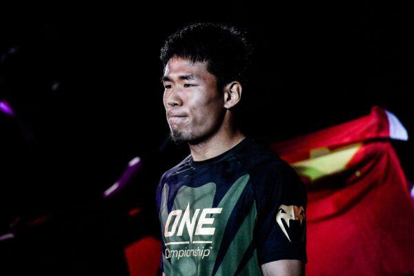 Hiroki Akimoto fights Zhang Chenglong at ONE: FISTS OF FURY