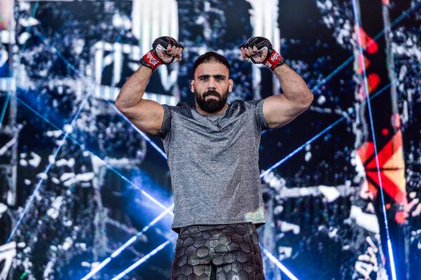 MMA fighters Mehdi Barghi and Kang Ji Won meet at ONE: UNBREAKABLE III on 5 February 2021