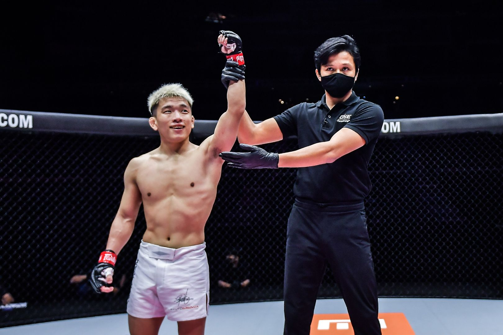 Photos from Ryuto Sawada and Robin Catalan's MMA fight at ONE: UNBREAKABLE III in 5 February 2021