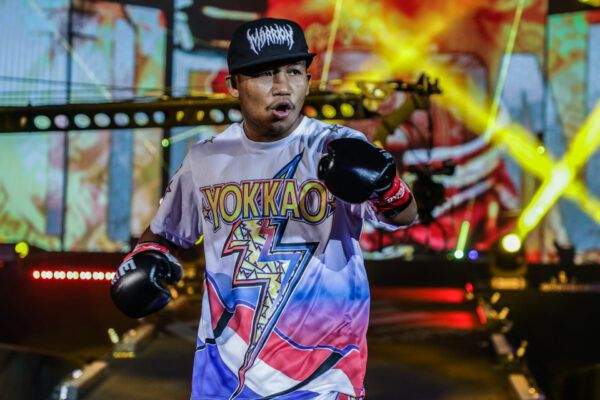 Rodtang Jitmuangnon fights Tagir Khalilov at ONE: FISTS OF FURY