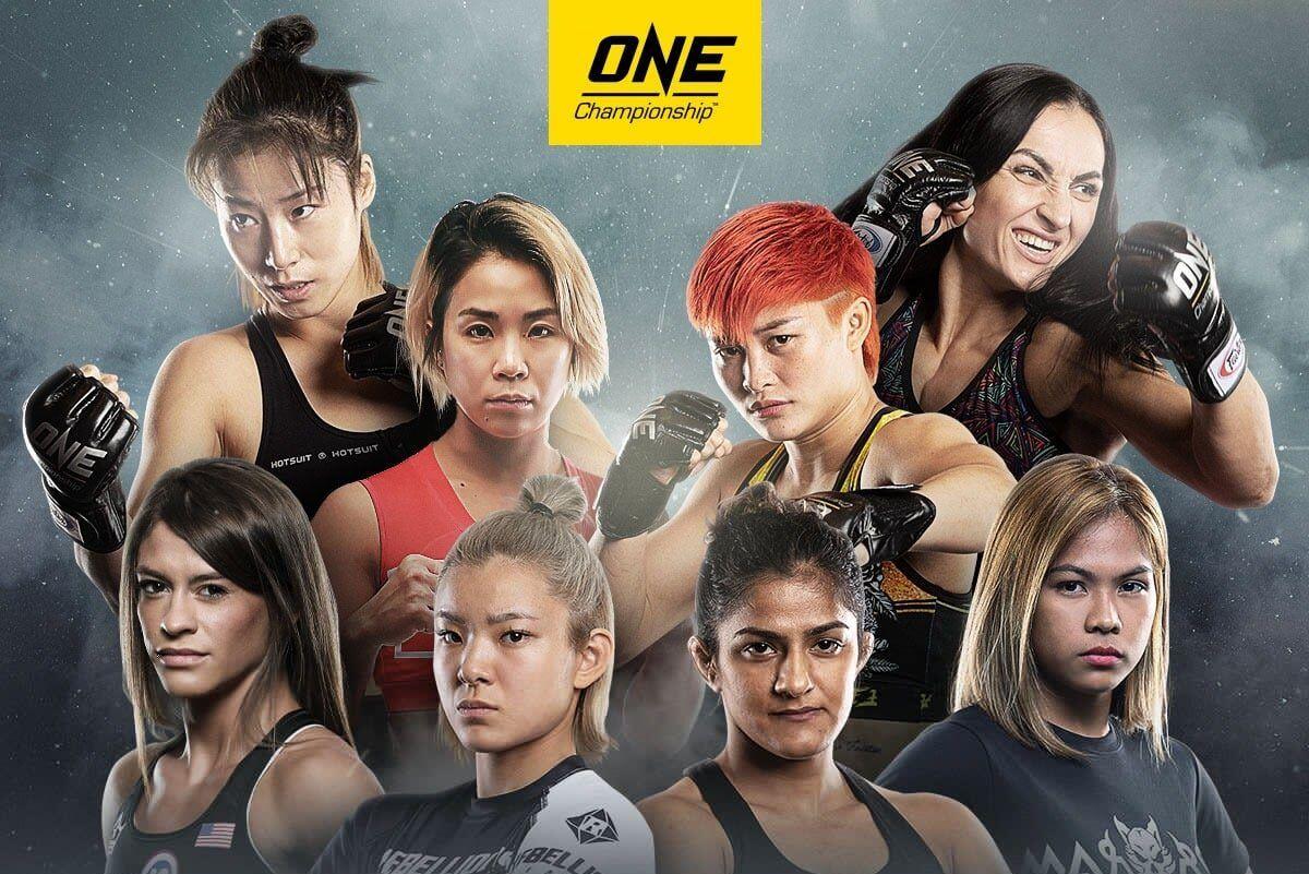 ONE Women's Atomweight World Grand Prix Fighters